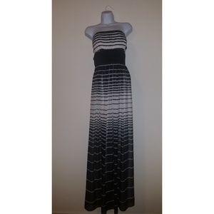 BCBGMaxAzria Formal Maxi Dress